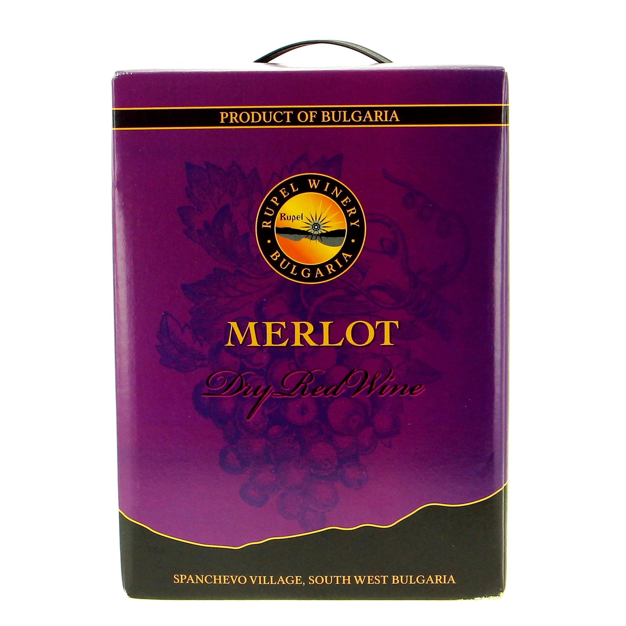 Merlot box
